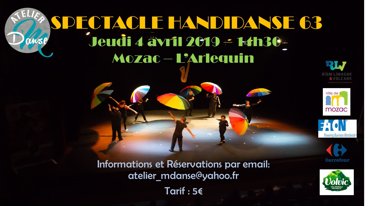 spectacle handidanse