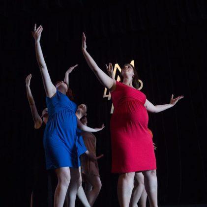 danse prénatale grossesse mozac riom
