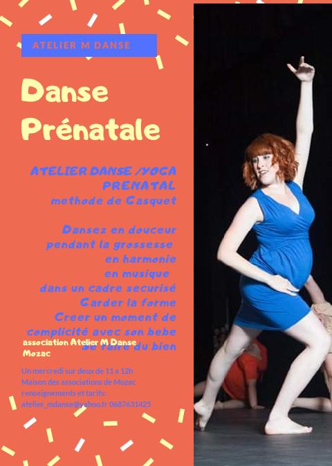 Danse Prénatale